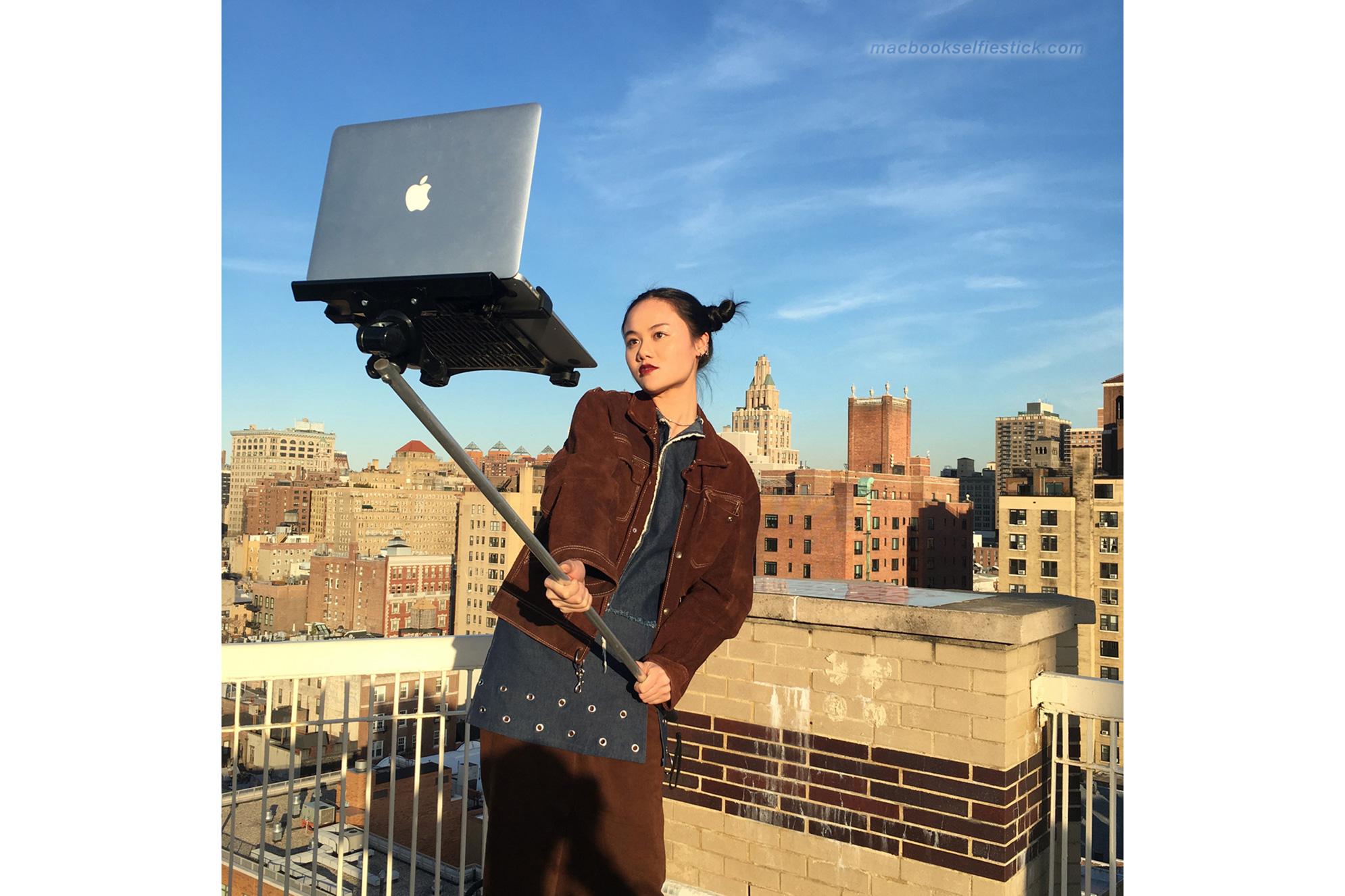 MacBook Selfie Stick 23