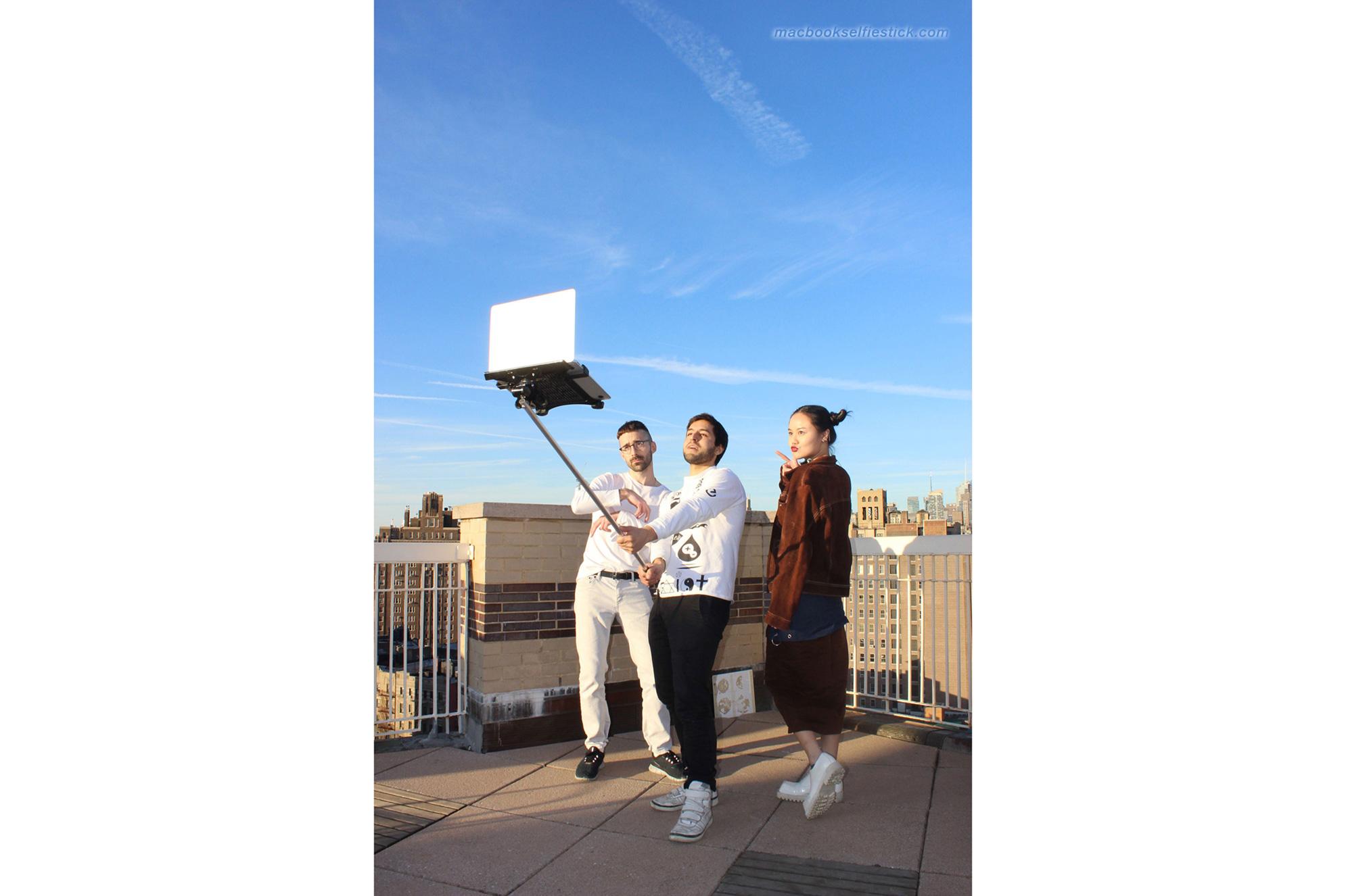 MacBook Selfie Stick 27