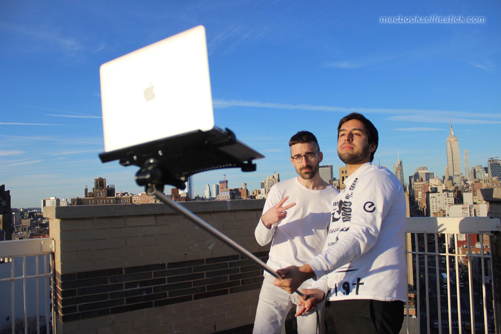 MacBook Selfie Stick 28