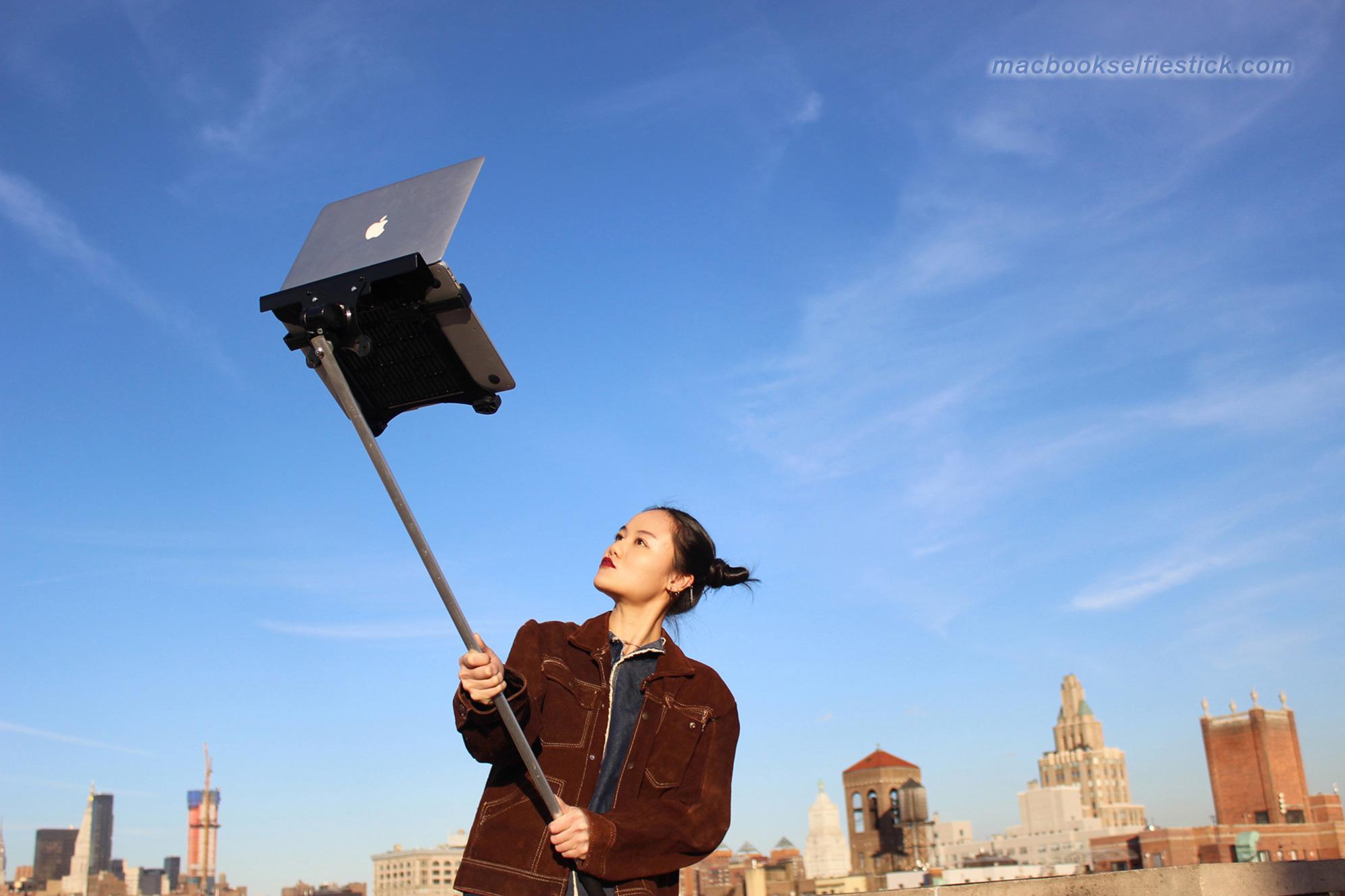 MacBook Selfie Stick 29