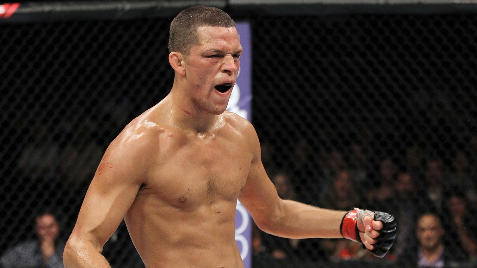 UFC on FOX: Diaz v Miller
