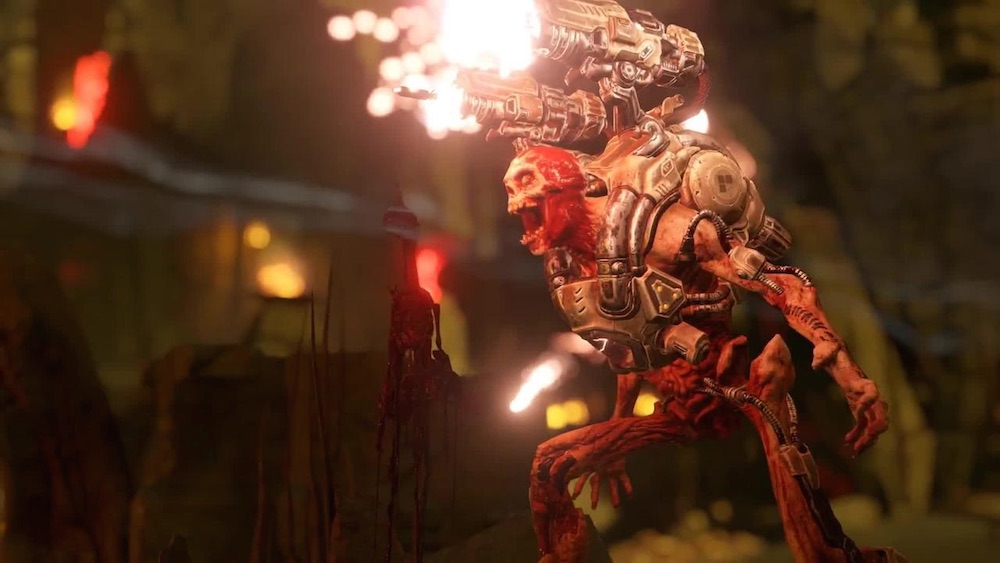 New Doom Trailer