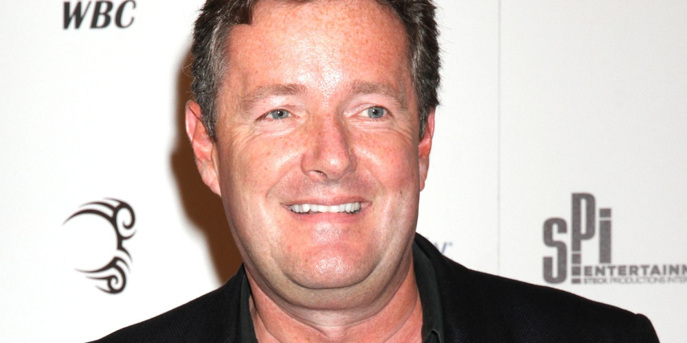 Piers Morgan Will Do a Naked Conga Around Emirates If