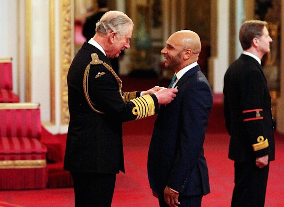 Prince Charles Goldie