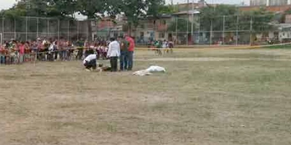 Referee Shot Dead