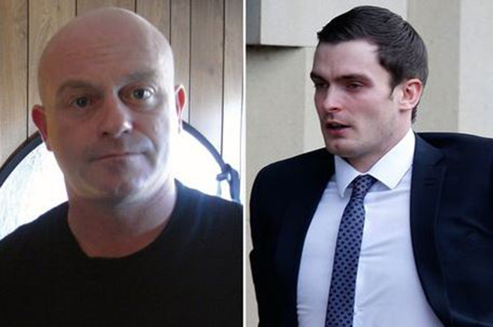 Ross Kemp Adam Johnson