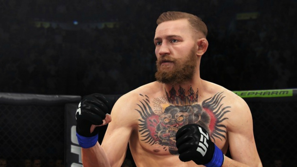UFC 2 Conor McGregor
