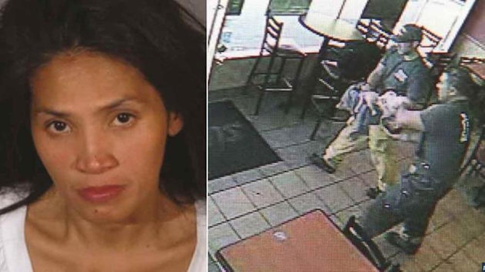 Woman Abandons Baby Subway Toilet