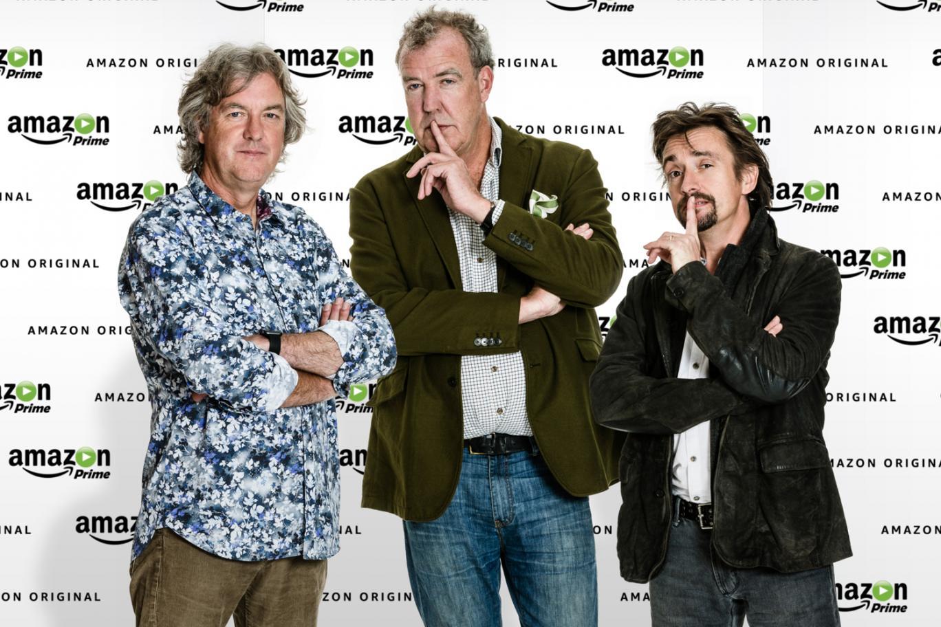 Top Gear Amazon Prime
