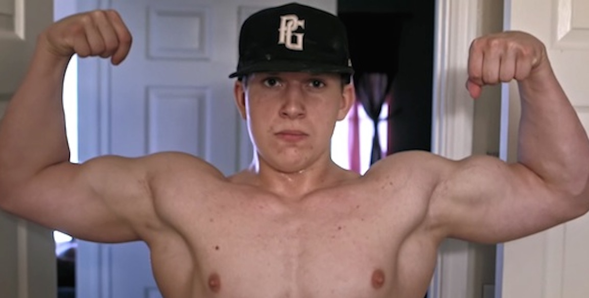 15 Year Old Steroids
