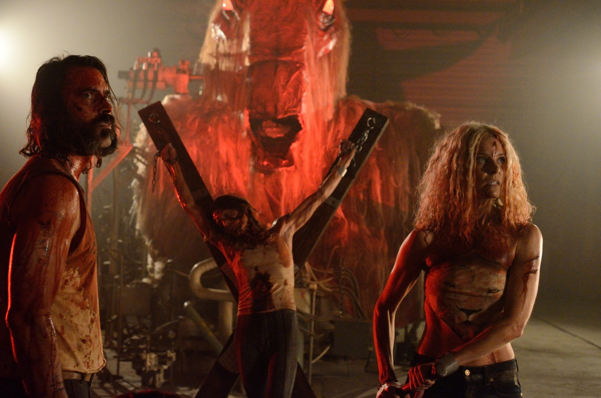rob zombie's new film '31' is going to be out in time for halloween