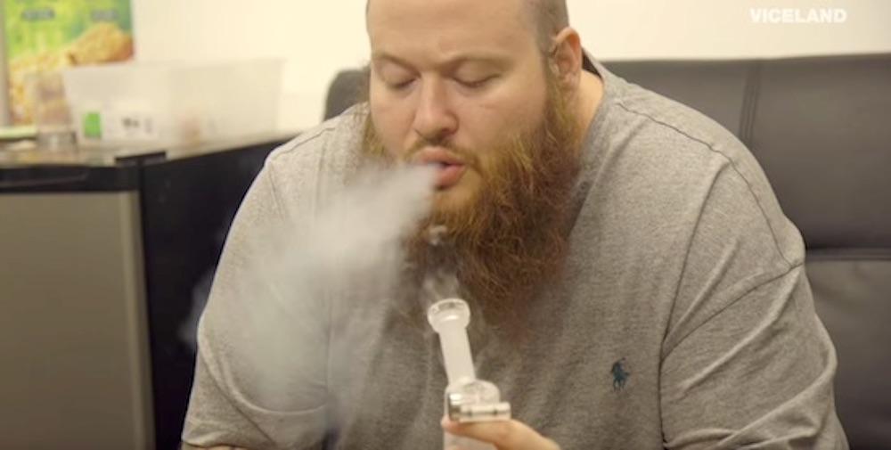 Action Bronson Dabs