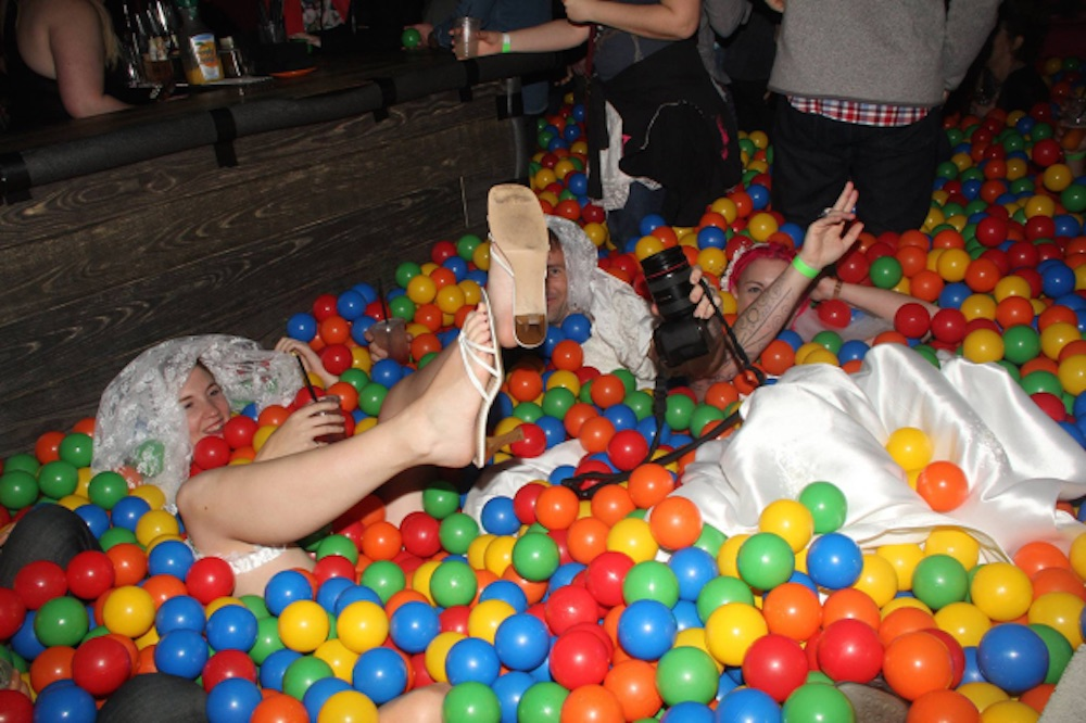 Ball Pit Bar