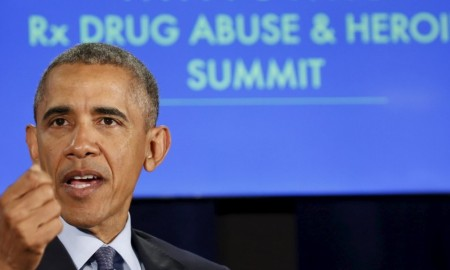 Barack Obama Drug Abuse Summit