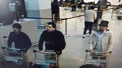 Brussels Terrror Suspects