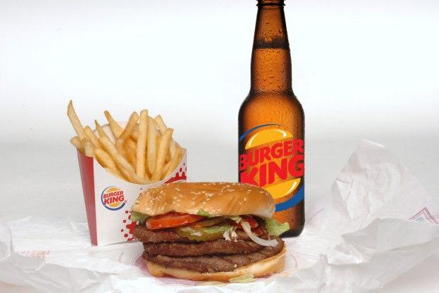 Burger King Beer