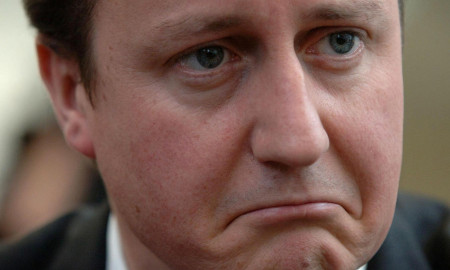 David Cameron Banned