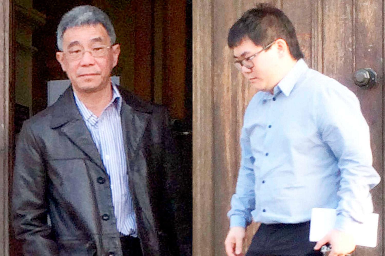 Eric Wai Keung Ng and Yuen Ho Ng, 30