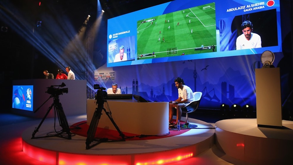 FIFA 16 Interactive World Cup