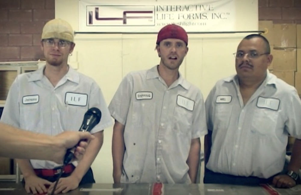 Fleshlight Factory Workers
