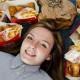 Girl KFC 3 Years