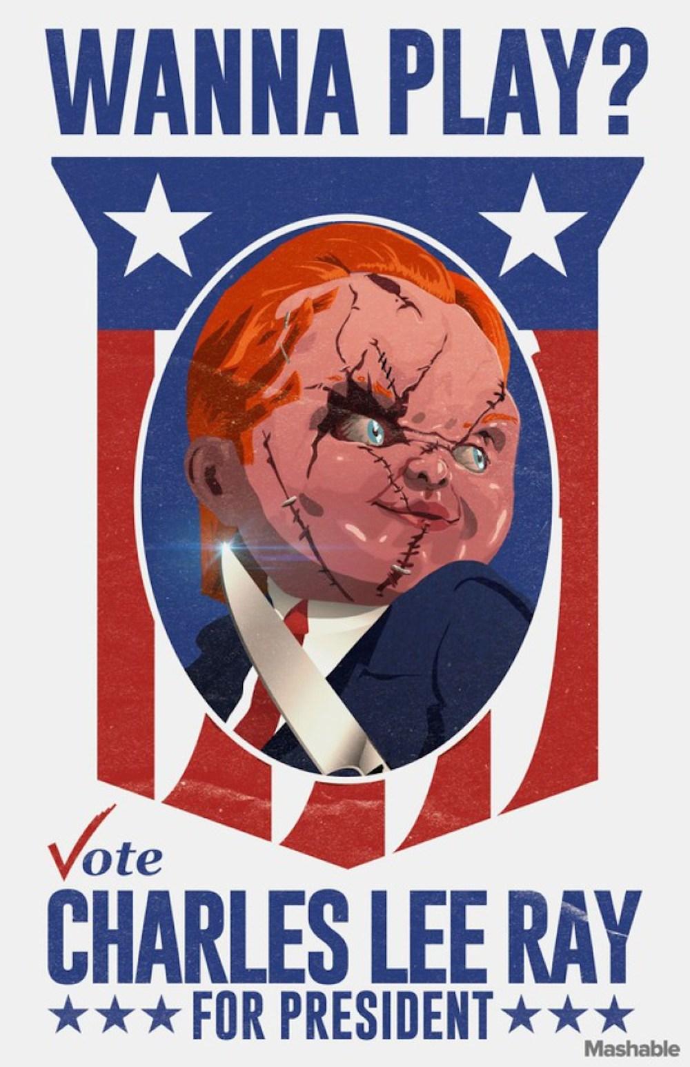 Horror poster 1