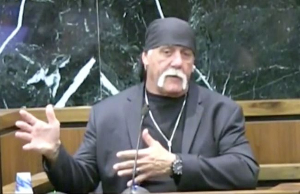 Hulk Hogan Penis Not As Big