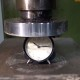 Hydraulic Press Alarm Clock