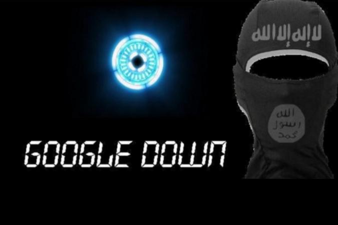 ISIS Google Down