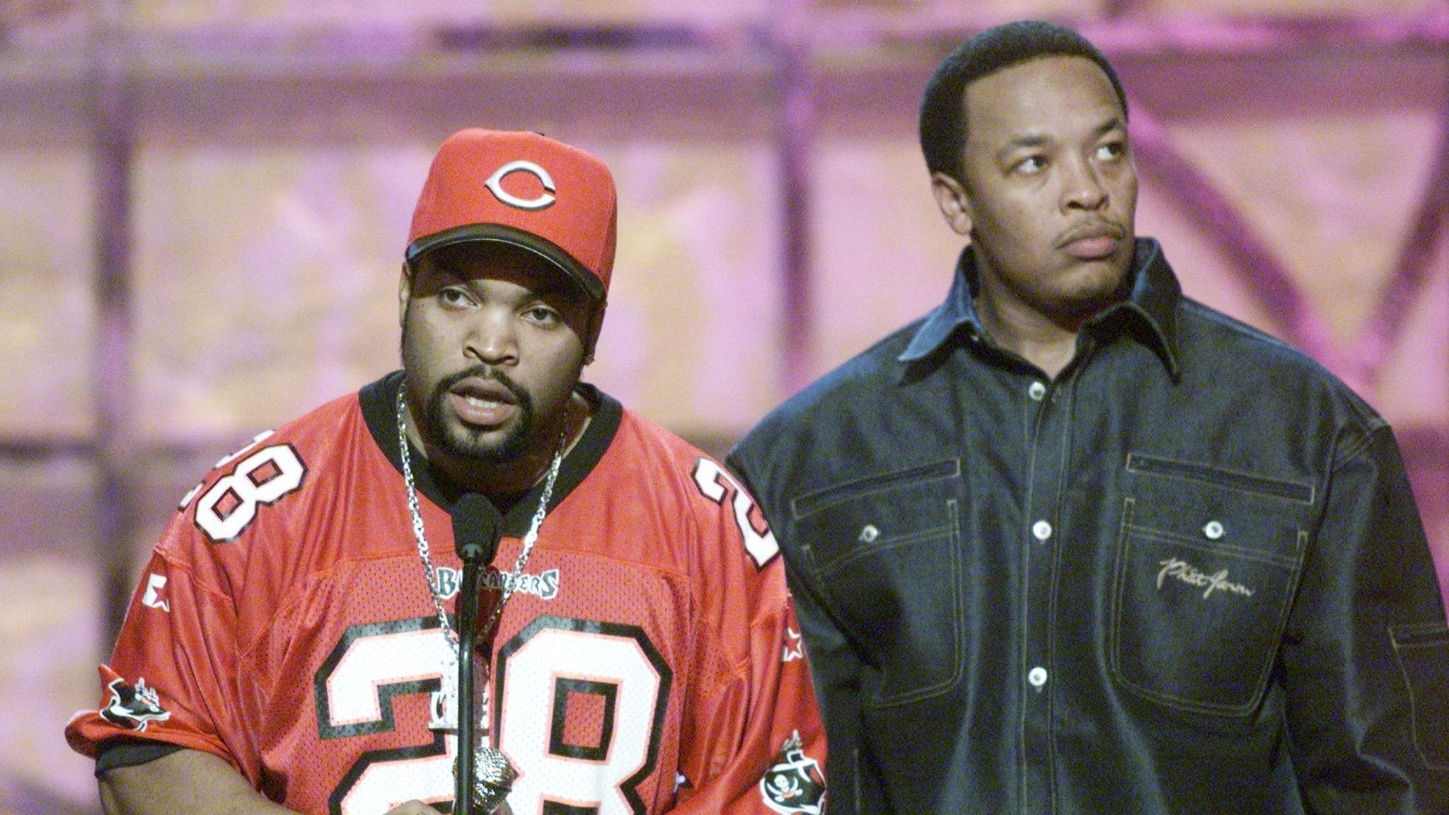 Ice Cube Dr Dre