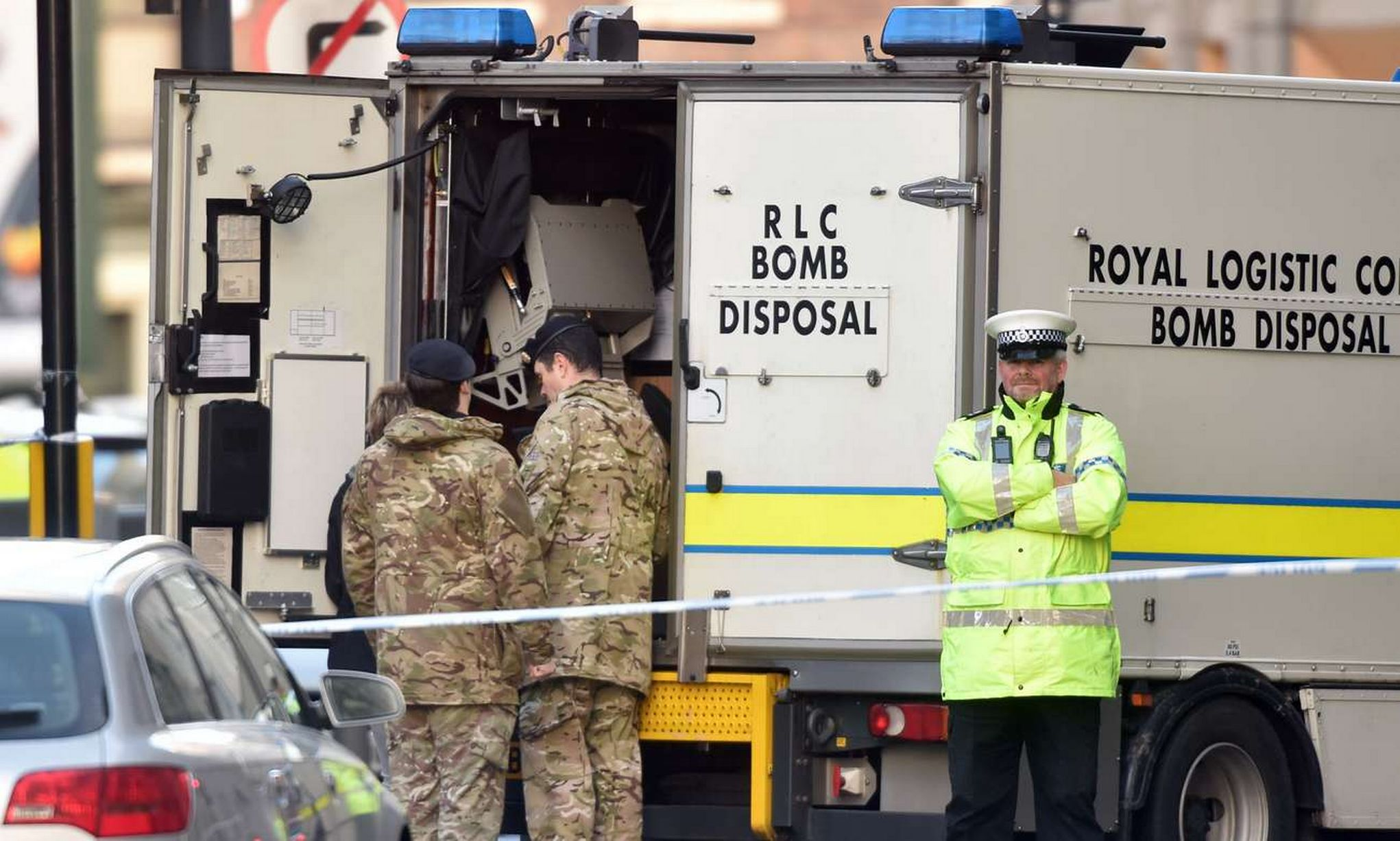 Image result for bomb disposal london