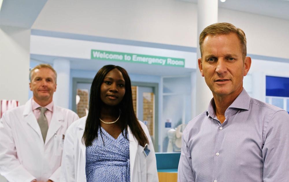 Jeremy Kyle Emergency Room