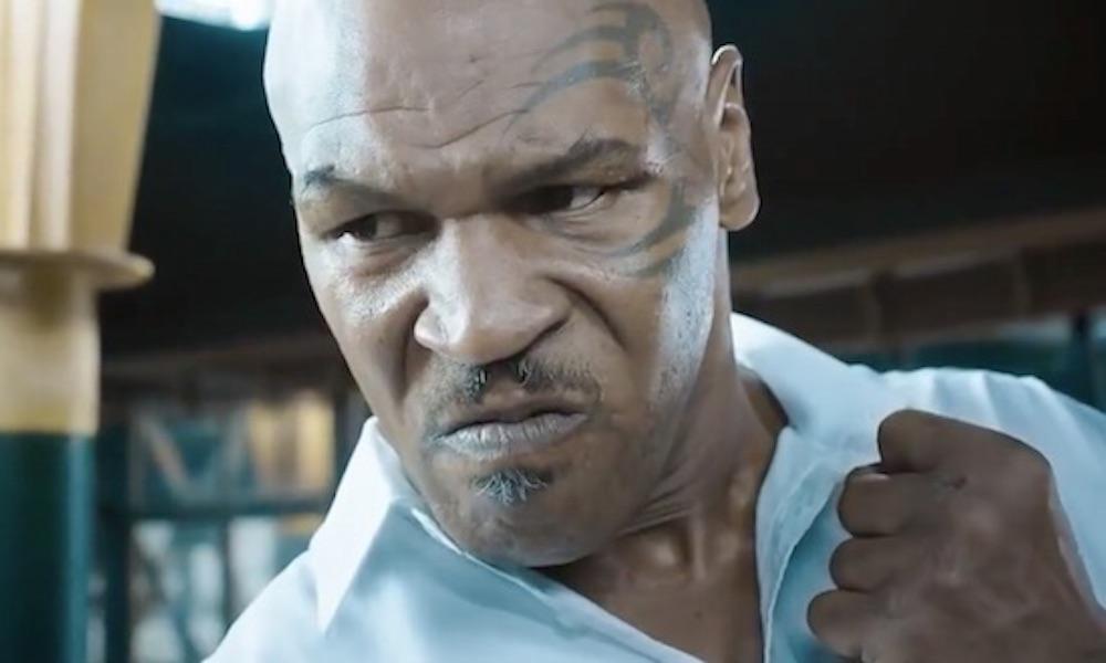 Mike Tyson Cameo