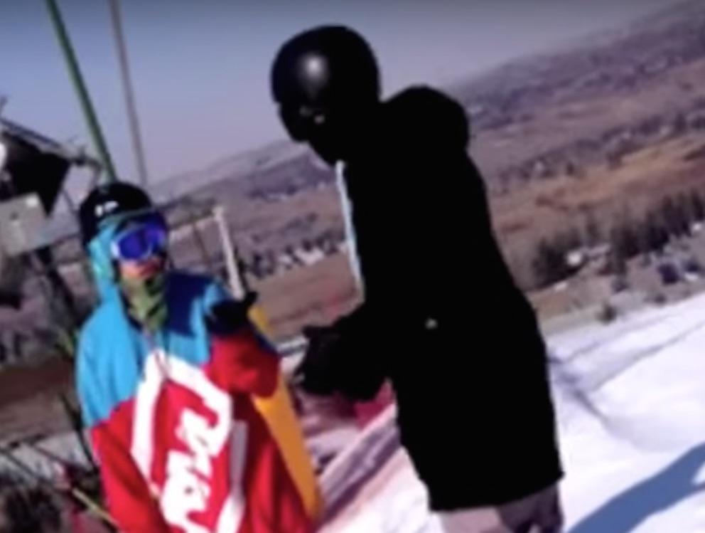 Rich Kid Skiiers Fight