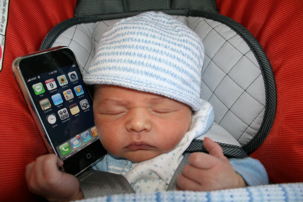 Sell Baby iPhone