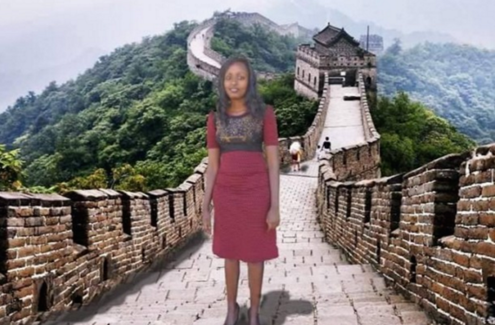 Seve Gat's Great Wall of China