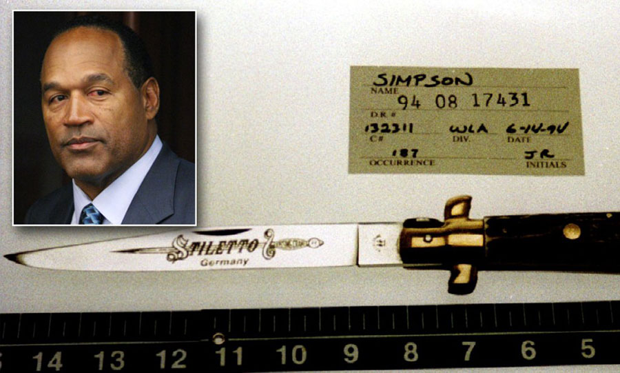 Oj Simpson Dna Evidence The DNA Results ...
