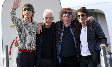The Rolling Stones in Cuba