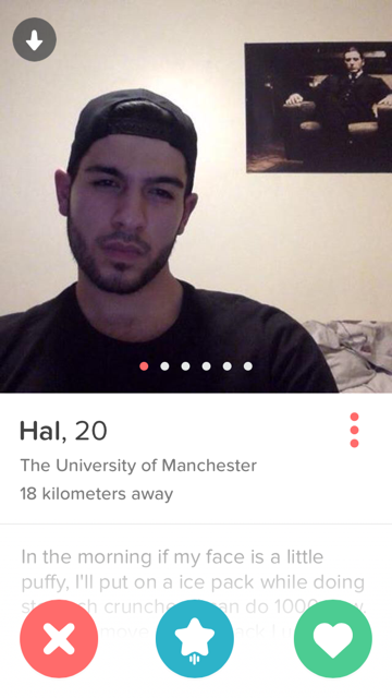 Best male tinder profiles