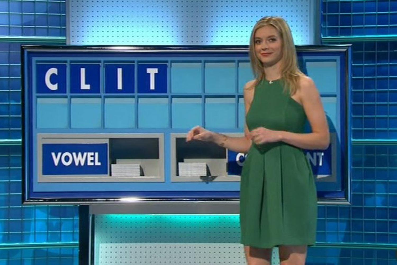 Rachel Riley's Clit