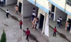 Naked Teacher Featured