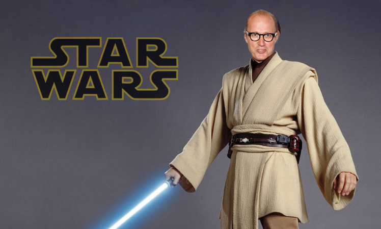 Adrian Edmondson Star Wars