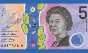 Australian Dollar Front