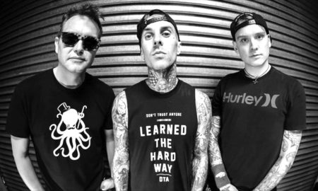 Blink 182 MAtt Skiba