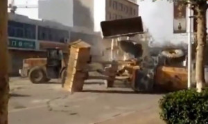 Bulldozer Battle