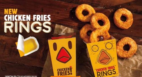 Chicken Ring Fries