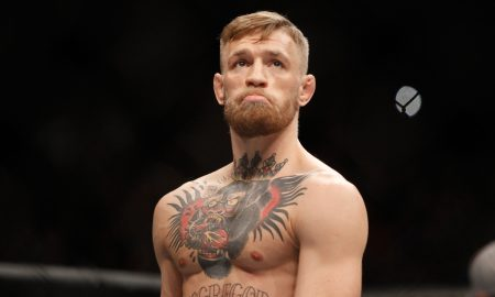 Conor McGregor Sad