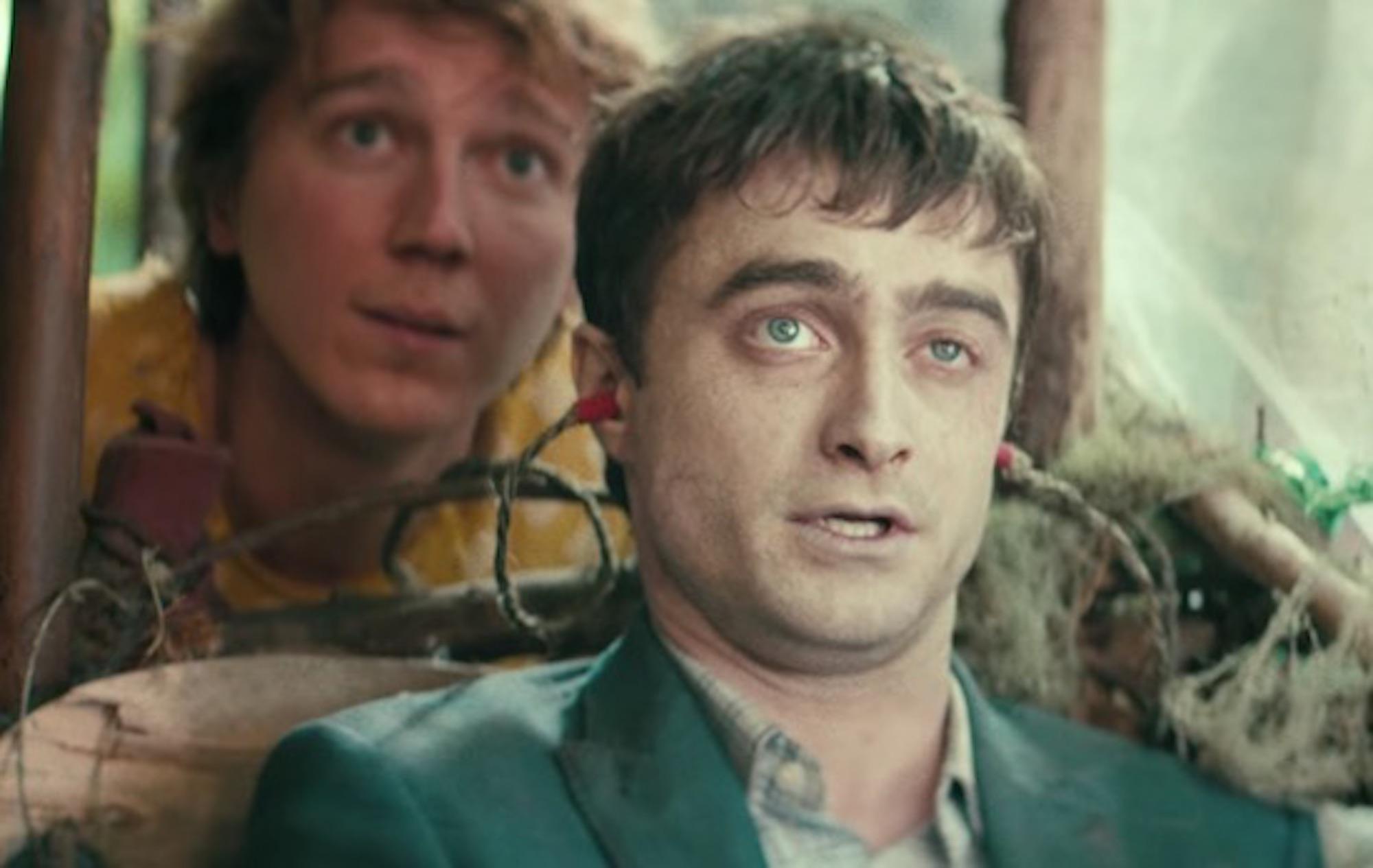 Daniel Radcliffe Swiss Army Man