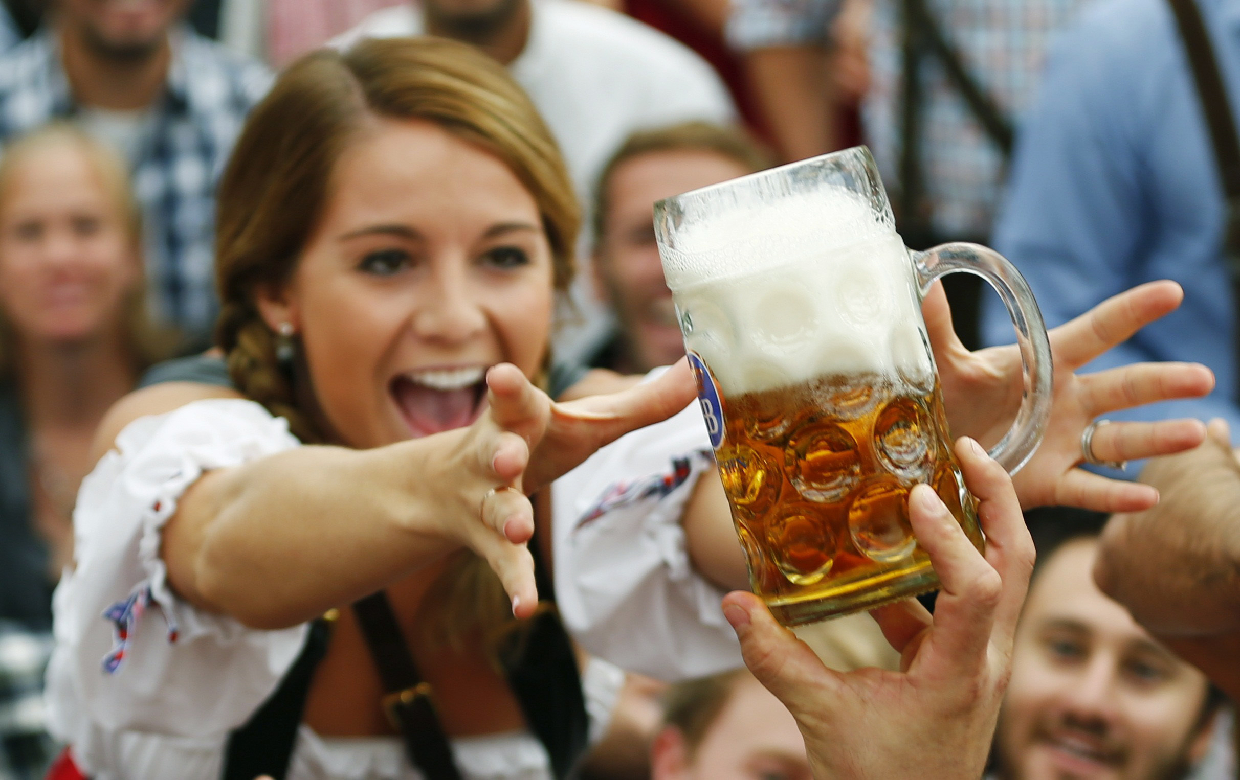 New Study Finds That Drinking Beer Can Help You Lose ...