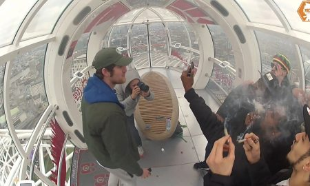 Hotboxing The London Eye